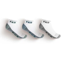 FXD SK-4 Ankle Socks 5 Pack (FX71139009) White 7-12