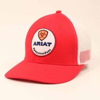 Ariat Unisex Cap (1516504) Red/White