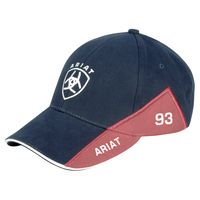 Ariat Signature Cap (10-707) Navy/Red