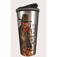 John Wayne Stainless Travel Mug (OPTMS20801)