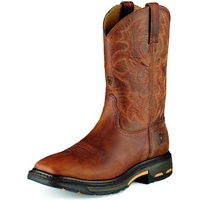 Ariat Mens Workhog Wide Square Toe (10007043)