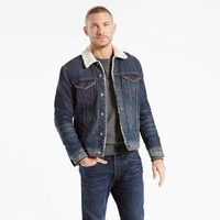 Levi's Mens Sherpa Trucker Jacket (16365-0034) [SD]