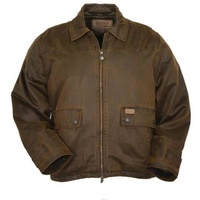 Outback Trading Mens Landsman Jacket (2801) Brown