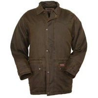 Outback Trading Mens Ranchers Jacket (2802)