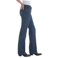 Wrangler Womens Ultimate Riding Jeans - Q-Baby (WRQ20TB)