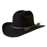 Akubra Rough Rider (61016) Black