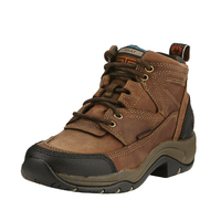 Ariat Womens Dura Terrain H2O Shoe (10004823) Distressed Brown