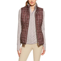 Ariat Womens Galway Reversible Vest (10015756) [SD]