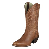 Ariat Womens Legend Boots (10001056) Russet Rebel