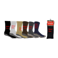 Bamboo Charcoal Health Socks