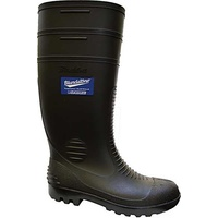 Blundstone Mens 001 Weatherseal Rubber Boots (001) Black
