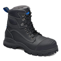 Blundstone Mens 991 Safety Boots (991) Black [SD]