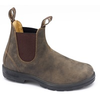 Blundstone Mens 585 Urban Dress Boots (585) Rustic Brown