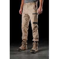 FXD Mens WP-4 Stretch Cuffed Work Pants (FX01616003)
