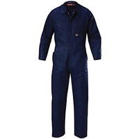 Hard Yakka Mens Cotton Drill Coveralls (Y00010) [AD]