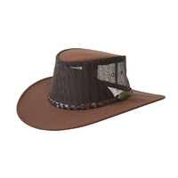 Jacaru Rizon Hat (1066) Brown