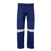 Jonsson Mens Glow Work Pants with Tape (G2003)