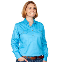 Just Country Womens Jahna Work Shirt (50505)