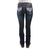 Pure Western Womens Macy Bootcut Jeans (PCP2208124)