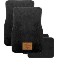 R.M. Williams Carpet Floor Mats, Set of 4 (CMRMC )