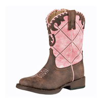 Roper Childrens Lacy Boots (18902000)