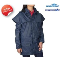Thomas Cook Pioneer Short Raincoat (TCP1714041)