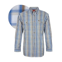 Thomas Cook Mens Harrow Check L/S Shirt (T7S1115006) [SD]