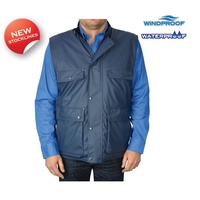 Thomas Cook Mens Pioneer Rain Vest (TCP1608041) [SD]
