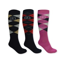 Thomas Cook Womens Riding Socks 3 Pack (T7S2901SOC)