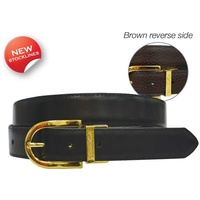 Thomas Cook Womens Gold Reversible Belt (TCP2925BEL)