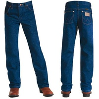 Wrangler Childrens Original ProRodeo Slim Jeans (13MWZBPSLI)