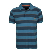 Wrangler Mens Hillston S/S Polo (X7S1560199)    [SD]