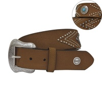 Wrangler Womens Raleigh Belt (X7S2939BEL) [SD]