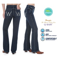 Wrangler Womens Ultimate Riding Jeans (WCV20DW34) [SD]
