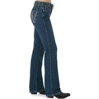 Wrangler Womens Q-Baby Ultimate Riding Jeans (WRQ25WI34)