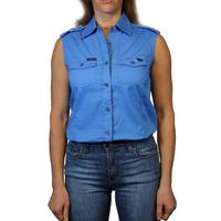 Ringers Western The Pentecost Sleeveless Work Shirt (171210003)