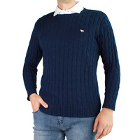 Ringers Western Mens Nimberline Cable Knit Sweater (117113002)