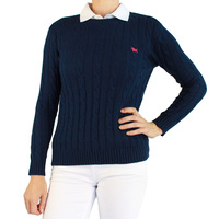 Ringers Western Womens Nimberline Cable Knit Sweater (217113001)