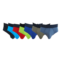 Bamboo Textiles Mens Briefs (0680569518)