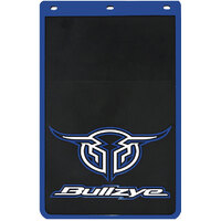 Bullzye Logo Mudflap Size B (B0S1913MUD) 230mm x 355mm [SET OF 2]