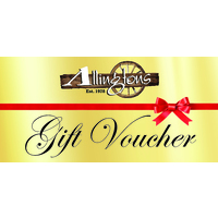 Allingtons Gift Voucher