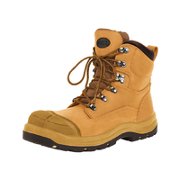 JB Side Zip Safety Boot (9F1)