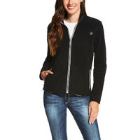 Ariat Womens Basis Full Zip Jacket (10020705) [NOL]