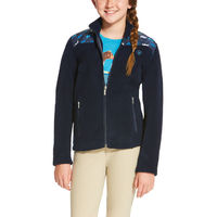 Ariat Girls Basis Full Zip Jacket (10020360)
