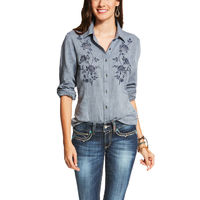 Ariat Womens Sierra Button Shirt (10020586)