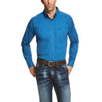 Ariat Mens Perkins L/S Print Shirt (10020681)