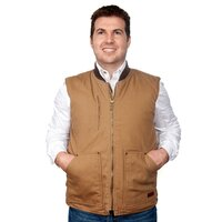 Just Country Mens Diamantina Vest (MWOV1916)