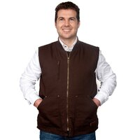 Just Country Mens Diamantina Vest (MWOV1917)