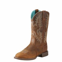 Ariat Womens Heritage Stockman (10023178)  [SD]