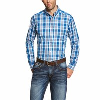 Ariat Mens Clifford Performance Shirt (10019385)   [SD]
